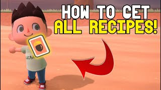 How To Find New Crafting Recipes In Animal Crossing: New Horizons! | Scg