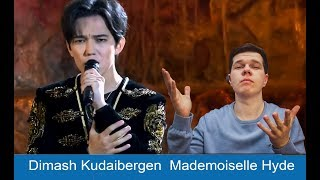 REACTS to DIMASH -Mademoiselle Hyde (ENG SUB)