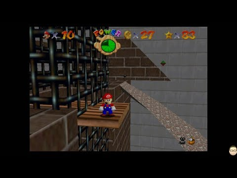 Super Mario 64 #40: Wet Dry World - Express Elevator (Hurry Up!)