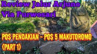 Download Video Review Jalur Gunung Arjuno Via Purwosari | Part 1 | Pos Pendakian - Pos 5 Makutoromo MP3 3GP MP4