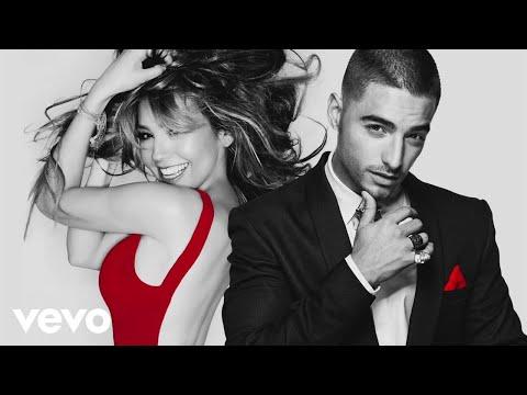 Thalía - Desde Esa Noche (Official Lyric Video) ft. Maluma