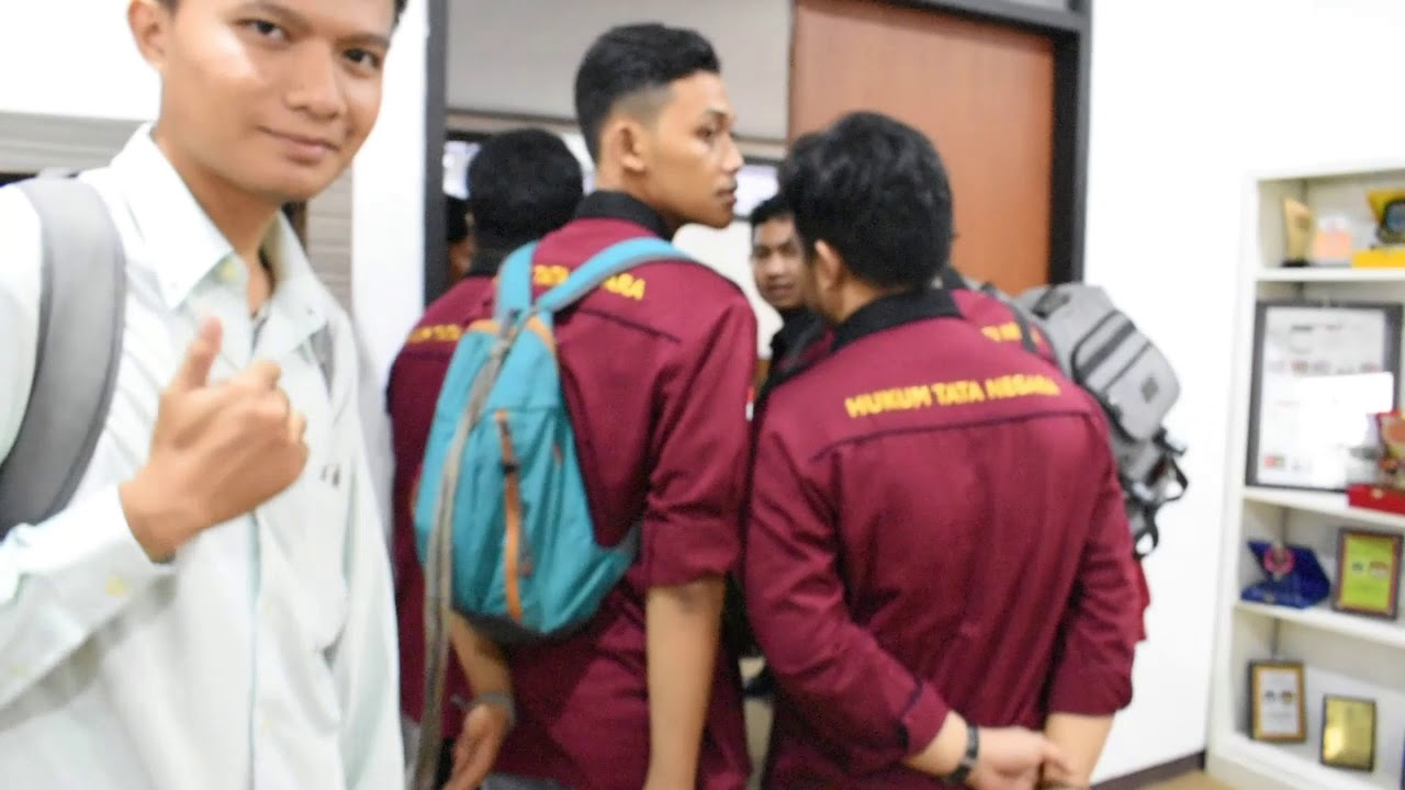 Kunjungan IAIN di Rumah Pintar Pemilu RPP