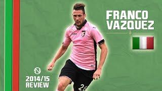 FRANCO VAZQUEZ | Goals, Skills, Assists | Palermo