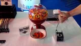 Dmx Candy Dispenser