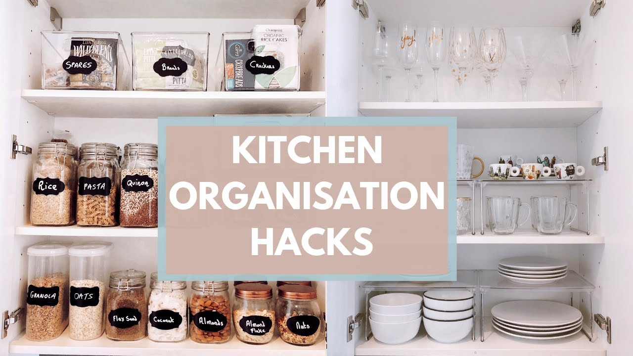 NYC APARTMENT TOUR - THE KITCHEN | Kitchen Organization ...