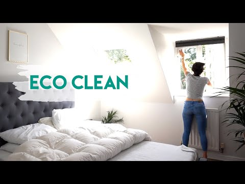 BEDROOM AND BATHROOM ECO CLEAN USING KOH