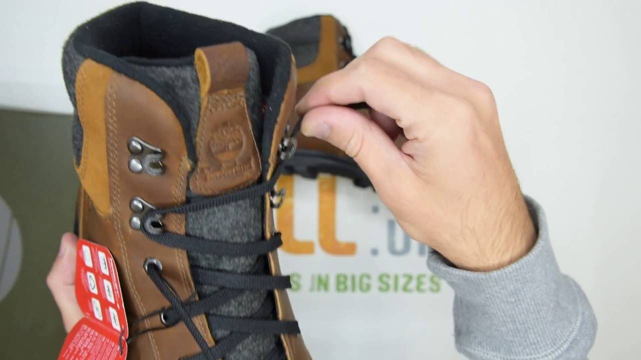 3022dc8dac8 Timberland Chillberg Mid Waterproof Ins - Brown - Walktall | Unboxing |  Hands on
