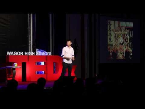 找到人生願景,散播正面力量 | 羅荷傑 Roger Lo | TEDxWagorHighSchool