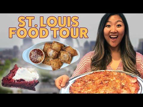 7 Must-Try Foods In St. Louis, Missouri