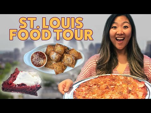 7 Must-Try Foods In St. Louis, Missouri