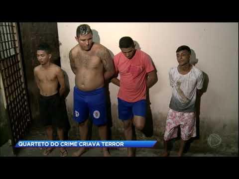 Quadrilha especializada em roubo de carros é presa no Pará