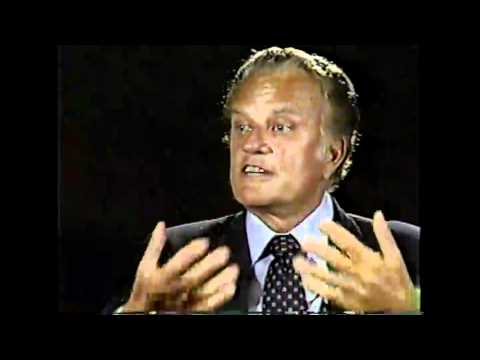 Billy Graham talks about success with Ben McCain