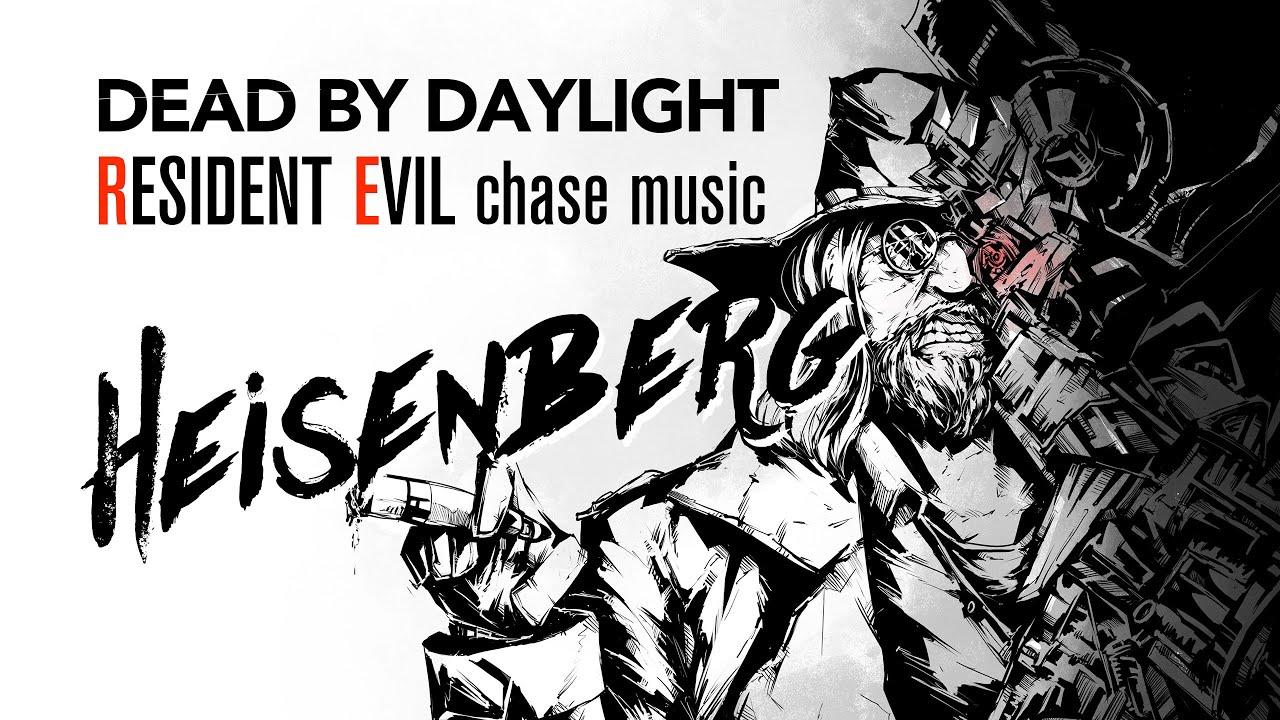 Karl Heisenberg Chase music | Resident Evil 8 Village x Dead by daylight | Fan made