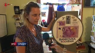 Chcete vlastniť suvenírovú 0 euro bankovku?