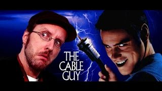 Nostalgia Critic: Why Does Everyone Hate The Cable Guy?(rus)