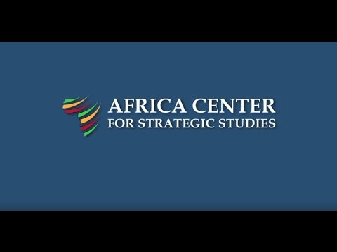 Africa Center for Strategic Studies: Who We Are
