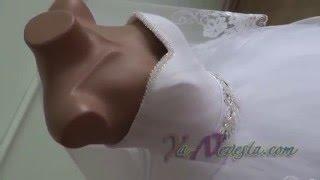 Великолепное классическое свадебное платье www.ya-nevesta.com