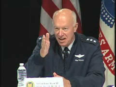 2010 National Guard Family Programs Volunteer Training Workshop, Part 1