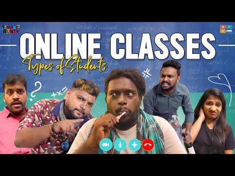 Online Classes || Types of students || Bumchick Bunty || Tamada Media
