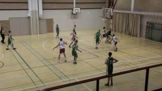 PUS-Basket - Honka 1.10.2016
