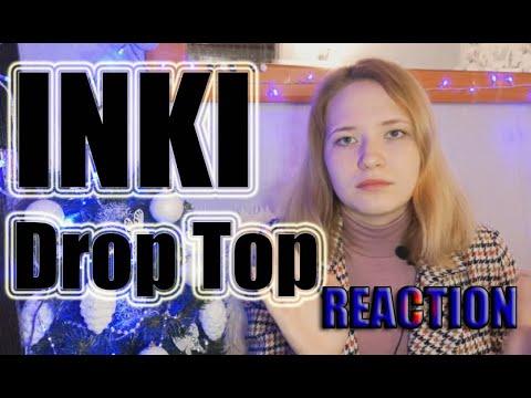 NKI - Drop Top REACTION/РЕАКЦИЯ   R-POP MIN YOOMI