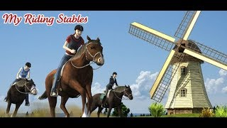 MY RIDING STABLES 2 - SEMPRE LEIAM O TUTORIAL
