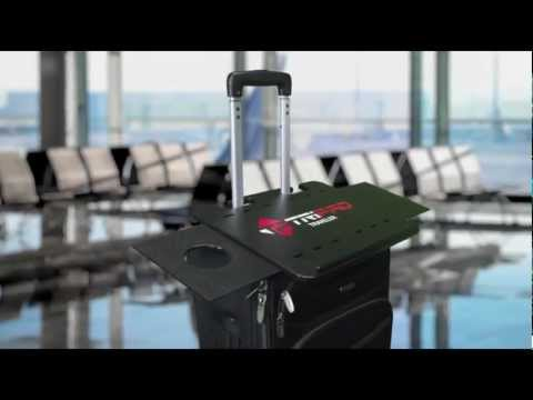 TriPad Traveler (VIDEO) - How It Works