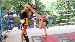 2 Rounds Ep.6: Muay Thai padwork with Jordan