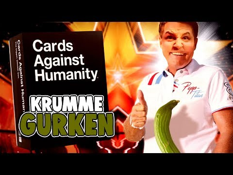 HWSQ #118 - Krumme Gurken - Cards Against Humanity