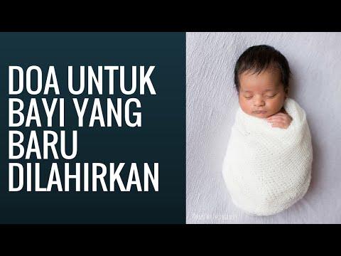 Doa Untuk Bayi Yang Baru Lahir   Interaktif