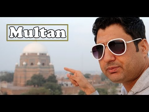 Multan Pakistan Tour (Travel VLOG)