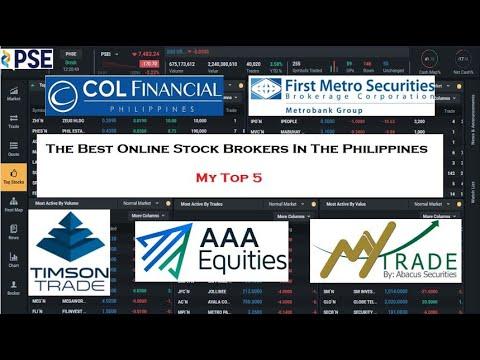 Best Online Stock Brokers in the Philippines 2020 | Includes Platform Walk-through