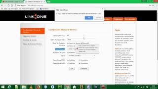 Como Configurar Roteador Link One do Zero - Atualizado 2017