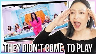 CLC(씨엘씨) - 'No' MV REACTION