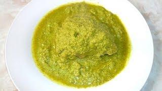 Mole Verde - Delicioso! - Mi Cocina Rápida