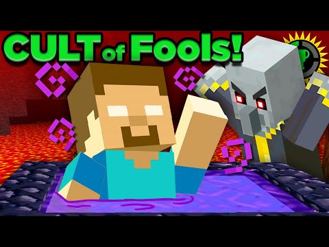 Game Theory: The Lost Cult of Minecraft Illagers