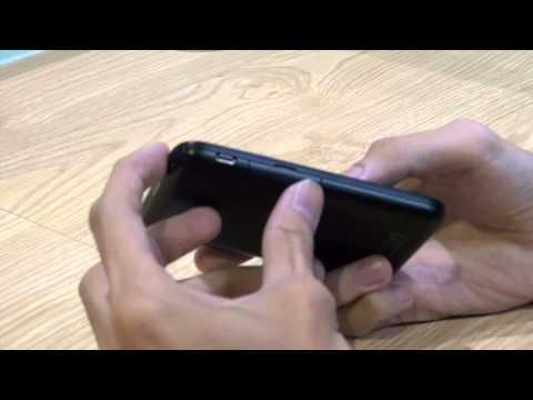 Tinhtevn - Trên tay Blackberry Q5