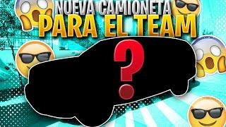 COMPRE UNA NUEVA CAMIONETA PARA EL TEAM.. | ManuelRivera11