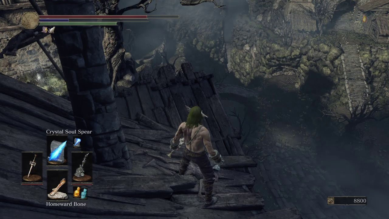 Dark Souls 3 - Covetous Silver Serpent Ring +2 Location ...