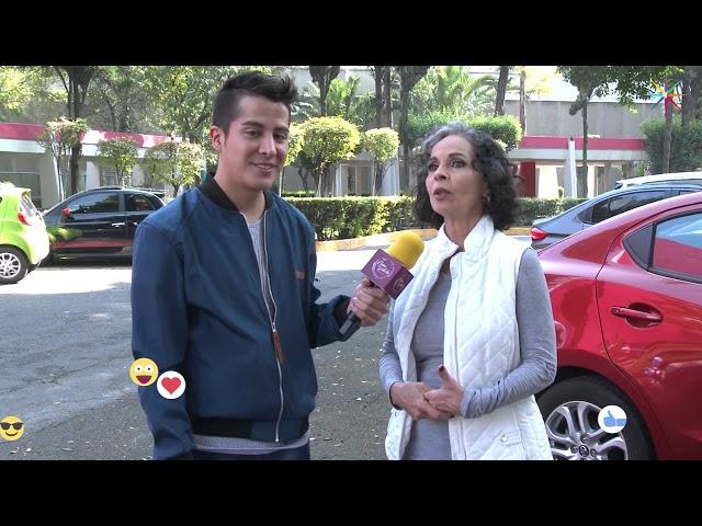 Entrevista con #Macaria Estreno Jueves 9 Noviembre