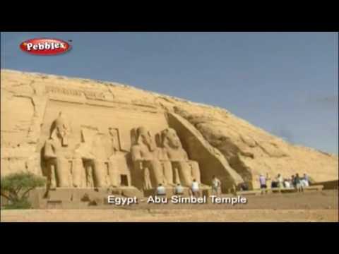 Egypt Abu Simbel Temple || World Tourism Vol-2 in Hindi || Tourist Places to Visit