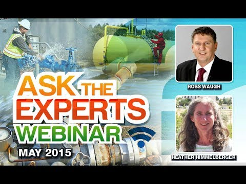 Starting Infrastructure Asset Management - Ask the Experts May 2015 Webinar