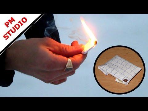 Как сделать самую простую петарду - 2