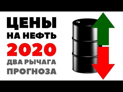 🧨🔥 НЕФТЕ-БОМБА! Прогноз по нефти на 2020 год. Какая цена на нефть в 2020 году