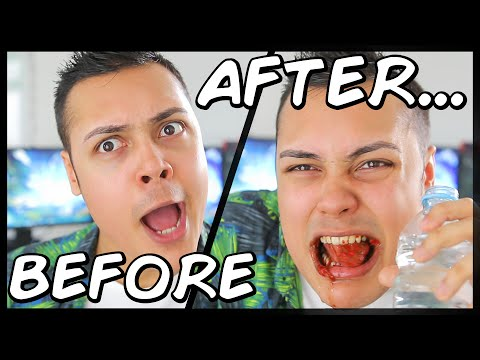 GHOST PEPPER CHALLENGE (3 Challenges, 1 Video)