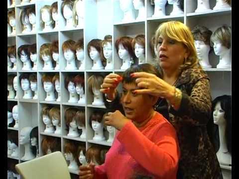 מתקדם רבקה זהבי פאות רפואיות פאה אופנתית תוספות שיער - YouTube LZ-27