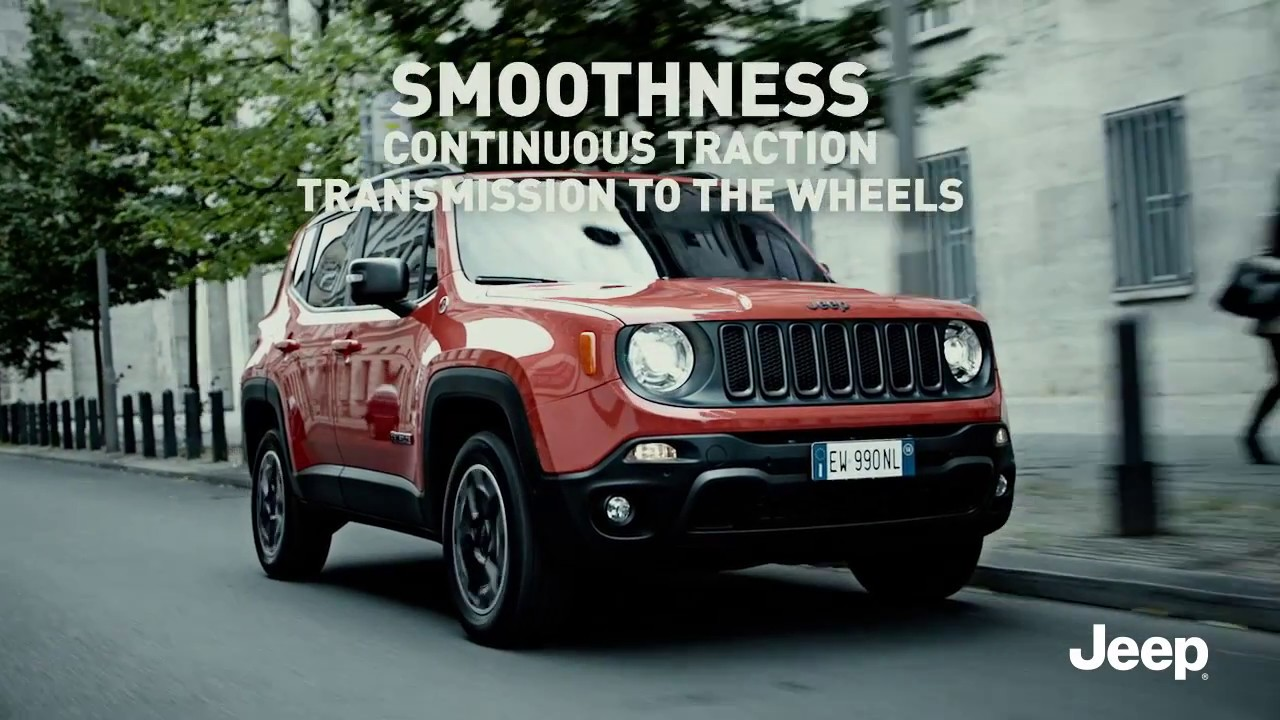 Jeep Renegade Ddct Automatic Transmission Smoothness Youtube Vs Fiat 500x