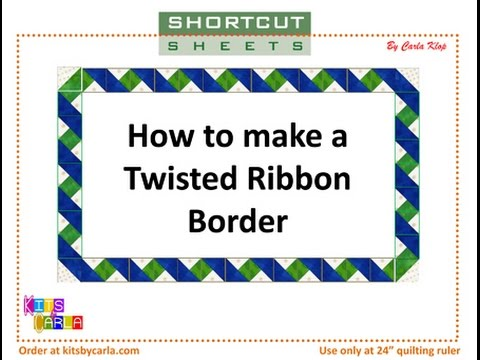 twisted ribbon border nicola - photo #20