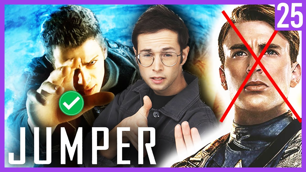Jumper Is Better Than Captain America - Guilty Pleasures Ep. 25