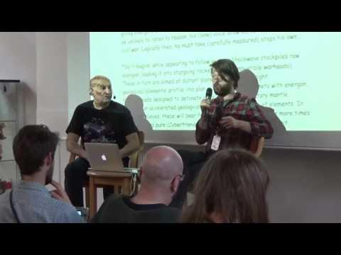 RetCon 2017 - Simon Furman & Nick Roche's Presentation